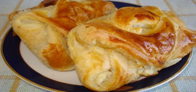 Пирожки с ревенем – 4 рецепта полезной выпечки